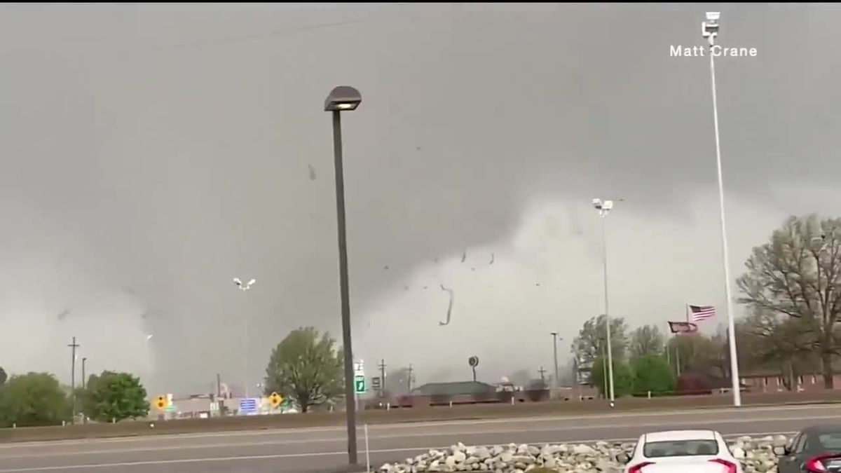 How Tornado Alley has changed