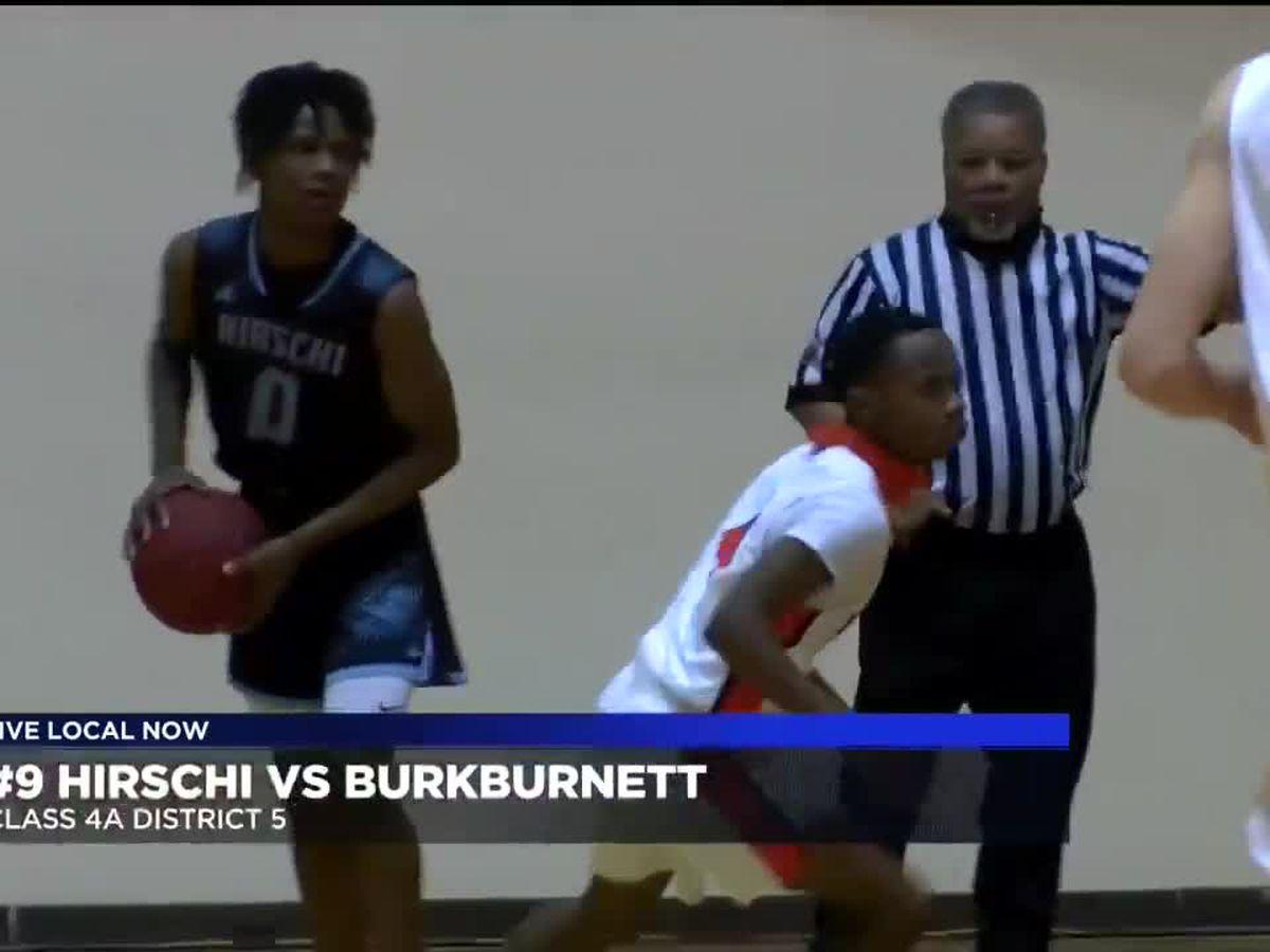 #9 Hirschi boys take down Burkburnett in district rival game