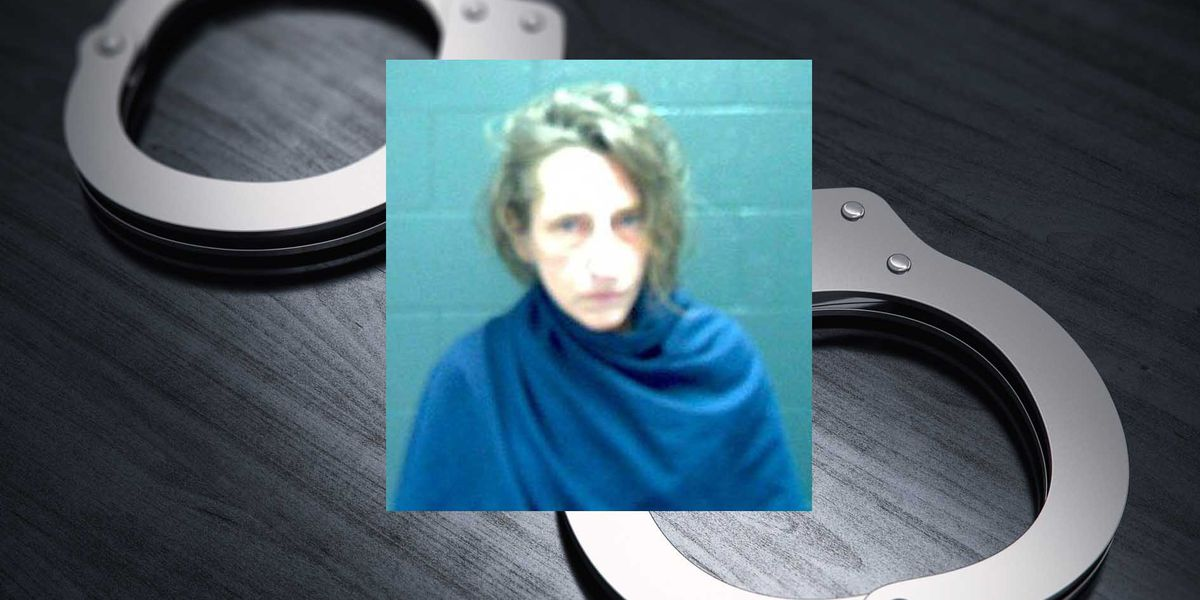 Woman arrested for alleged theft of picture frame, OU koozie from home
