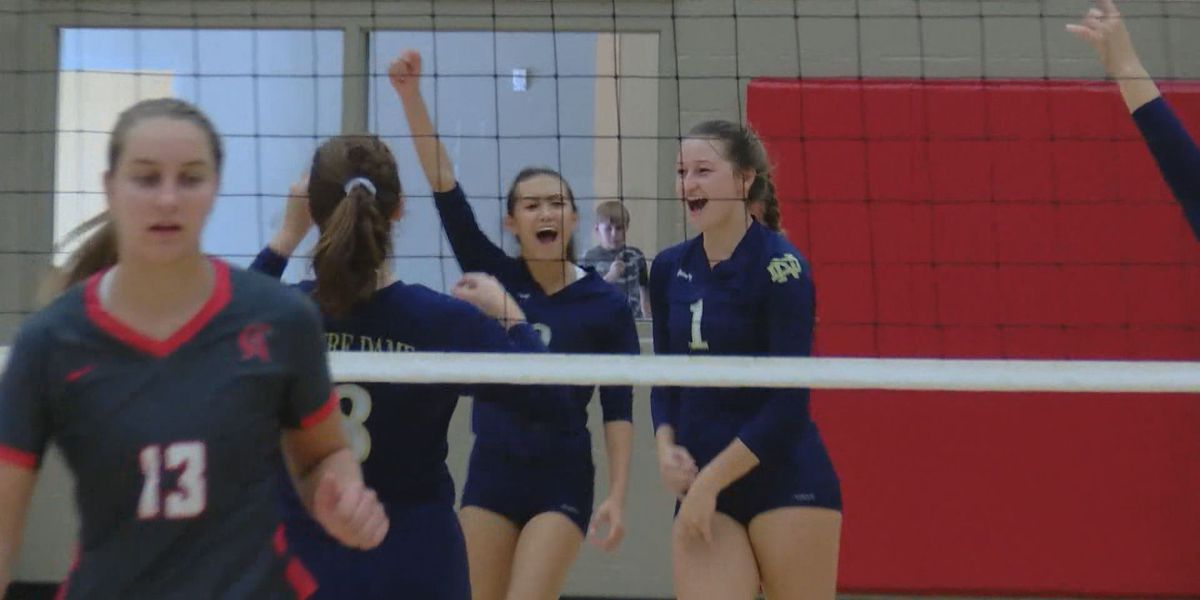 Notre Dame achieves uses small roster to achieve undefeated district title