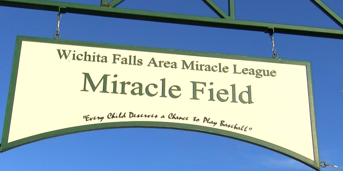 Miracle League needs donations for field improvements