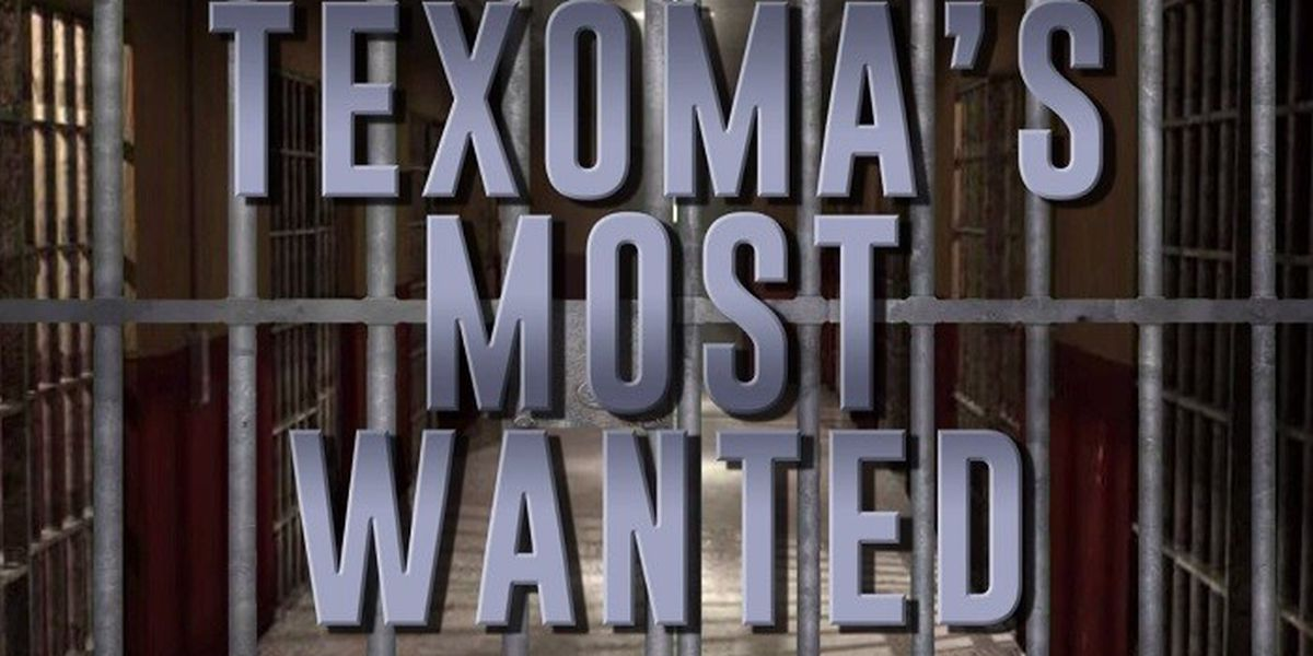 Texoma's Most Wanted - April 24