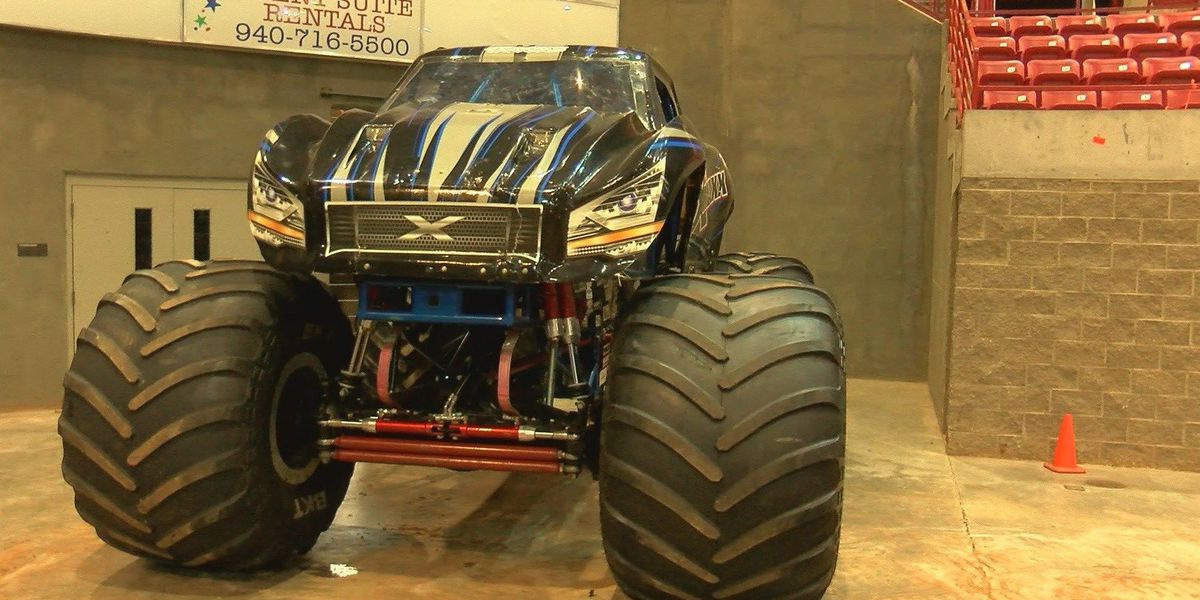 Engines set to roar at Traxxas Monster Truck tour