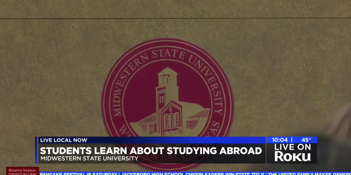 MSU students learn about study abroad program