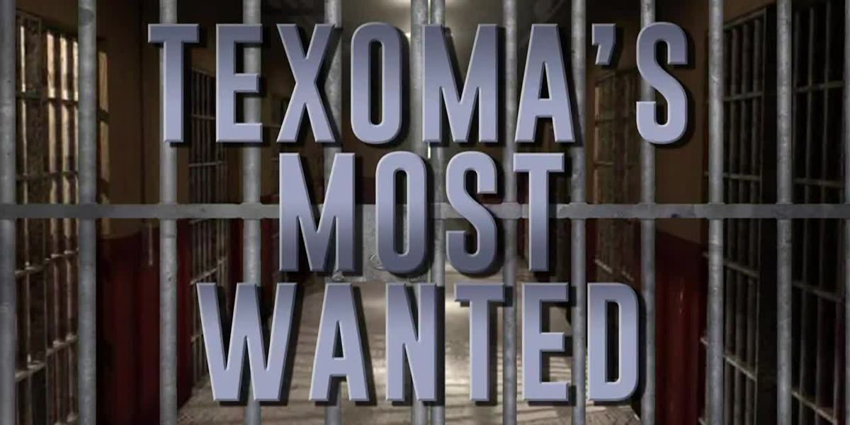 Texoma's Most Wanted - March 22, 2019