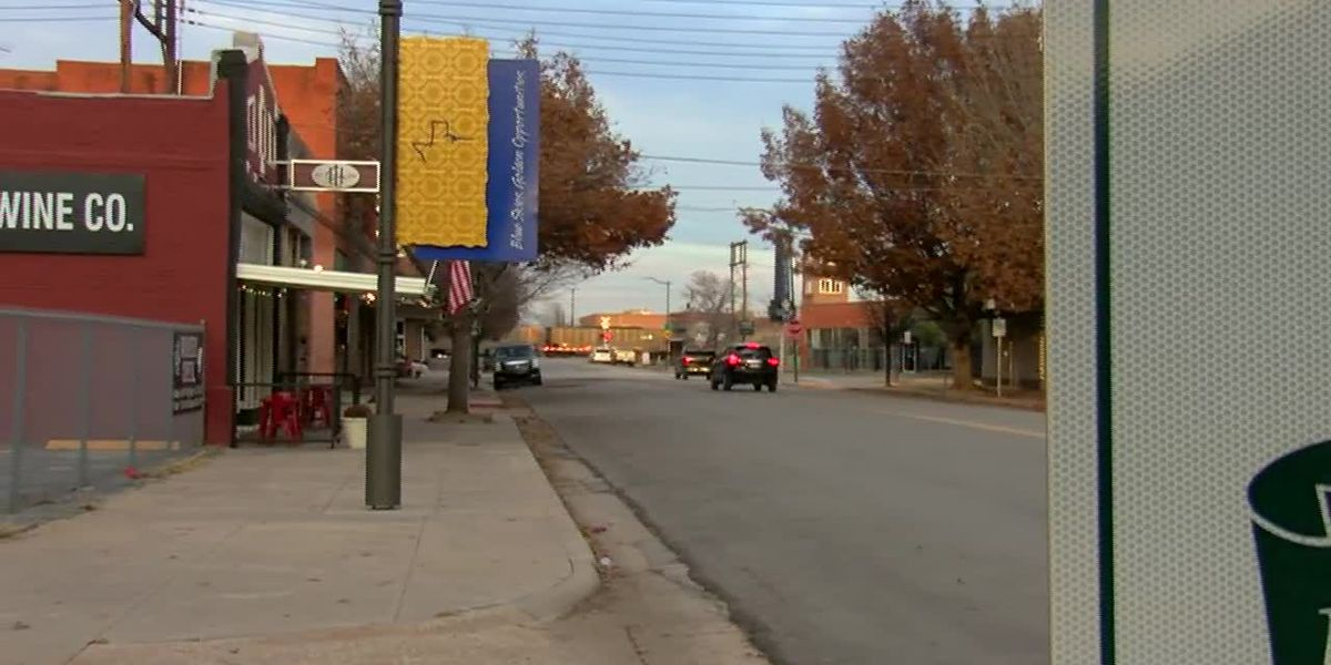 Architect helps keep the history of Downtown Wichita Falls alive