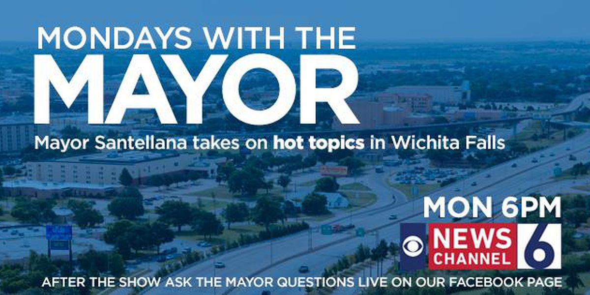Submit your questions for Mondays with the Mayor
