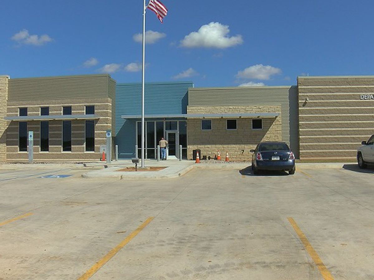 Burkburnett Justice Center up and running
