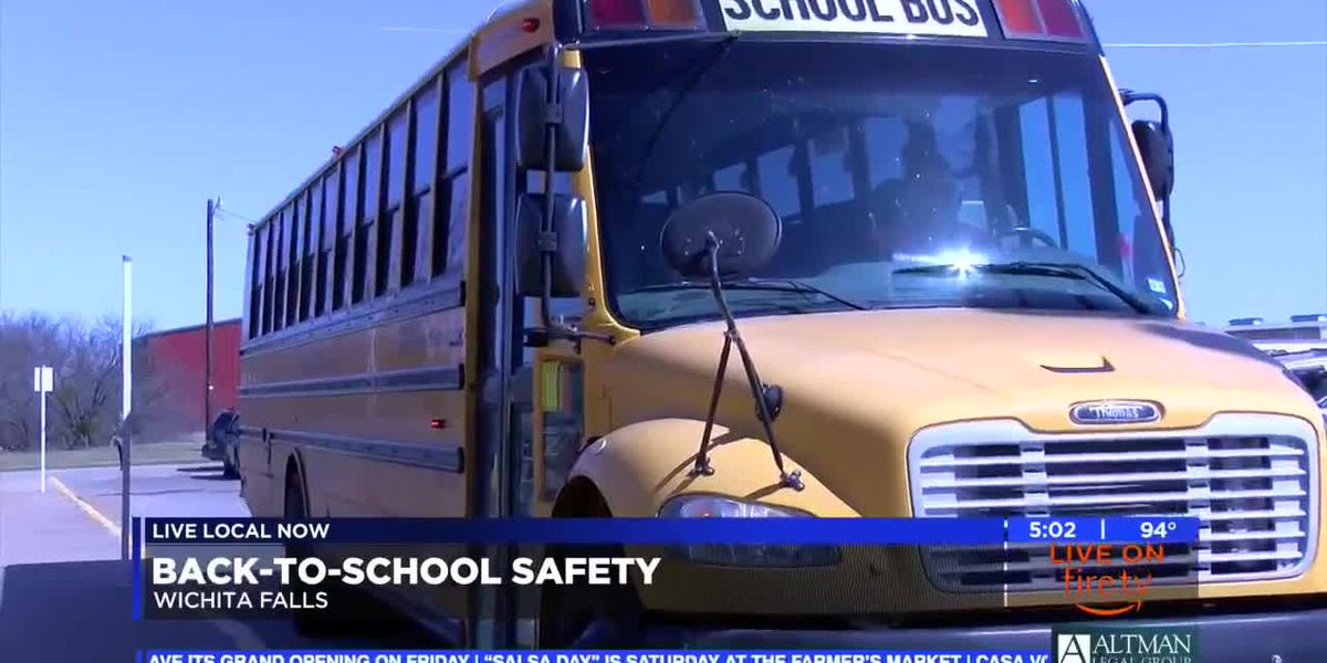 WFPD reminds drivers about school bus and school zone safety
