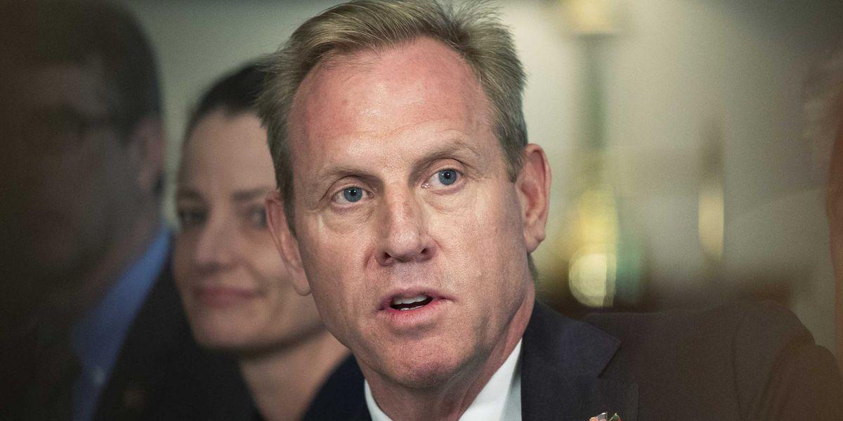 Trump: Shanahan out at Pentagon, Esper now acting secretary