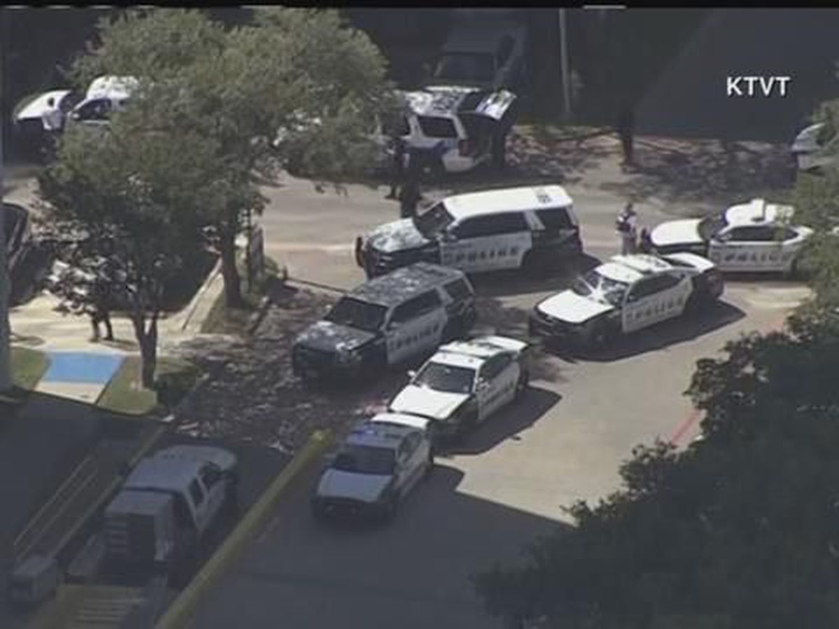 Reports: Man shoots boss, kills self in Dallas office building