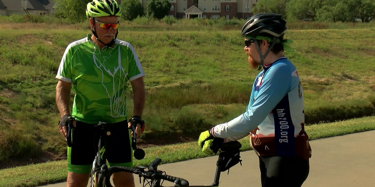 Cyclists ready for HHH despite serious injuries