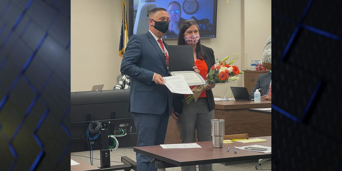 Kirby Middle School principal named 2021 Texas Middle School Principal of the Year