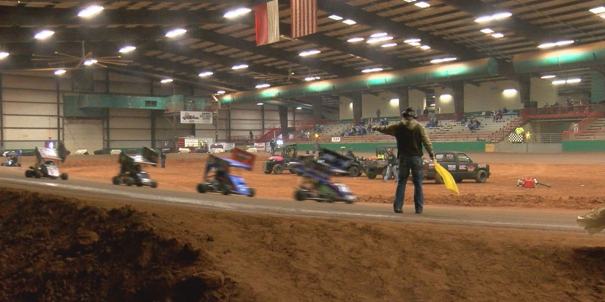 Racers compete in the Texas Kart Nationals