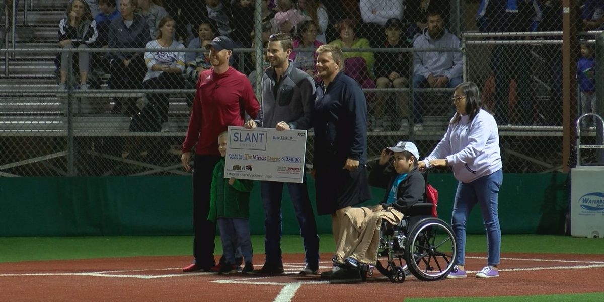 Over $13,000 raised at first Rider/Old High Home run Derby