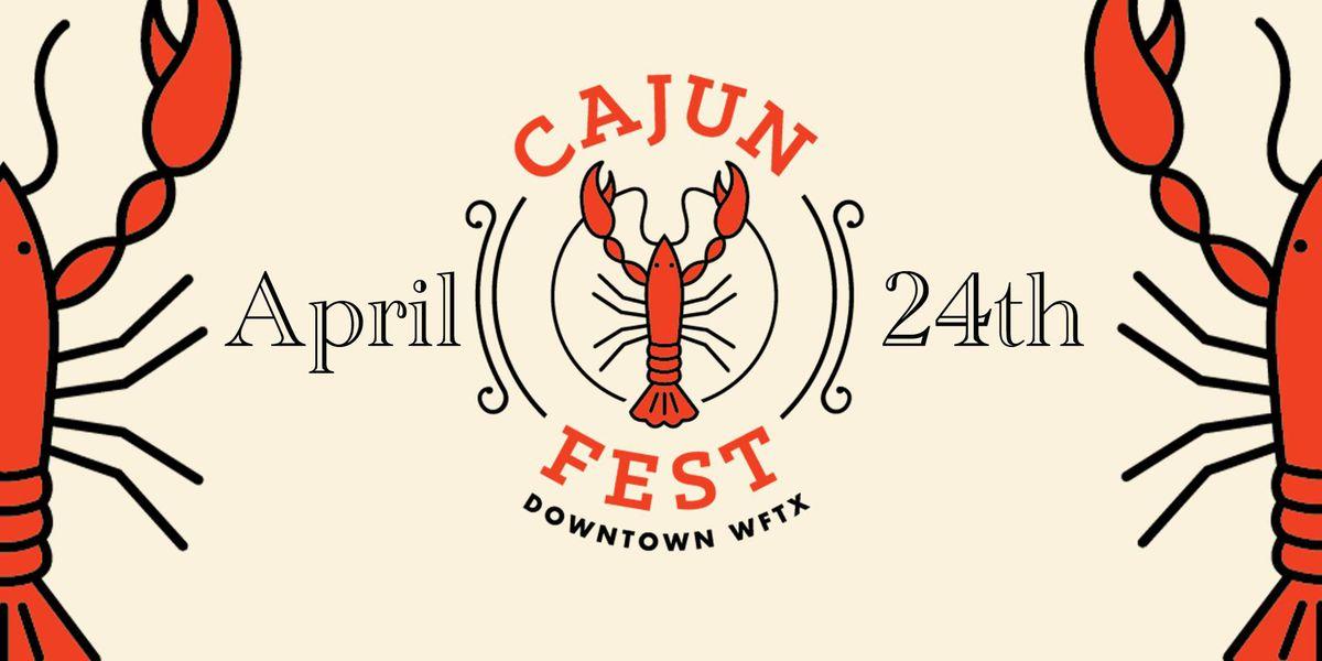 Cajun Fest tickets now available