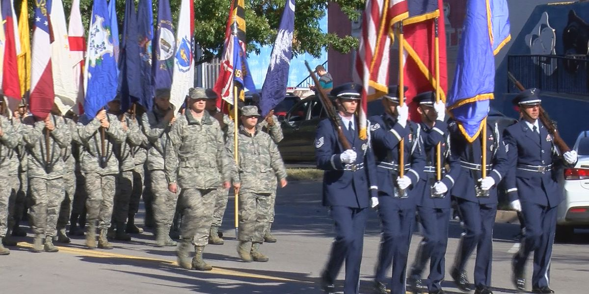 Veterans Day Parade canceled due to COVID-19 concerns