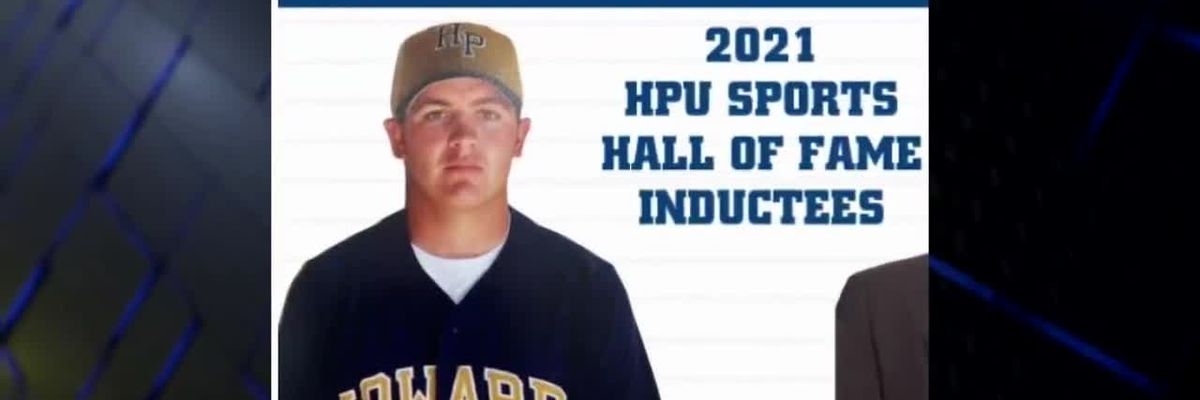 Jacksboro's Blake Belcher being inducted into Hall of Fame