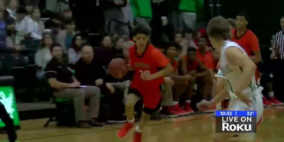 BOYS: Iowa Park vs #16 Burkburnett highlights