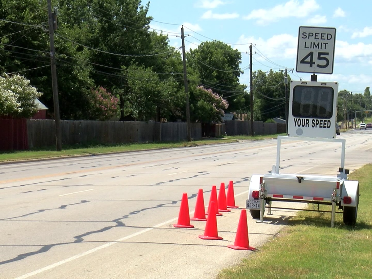 Grant allows WFPD to purchase new speed monitoring trailers