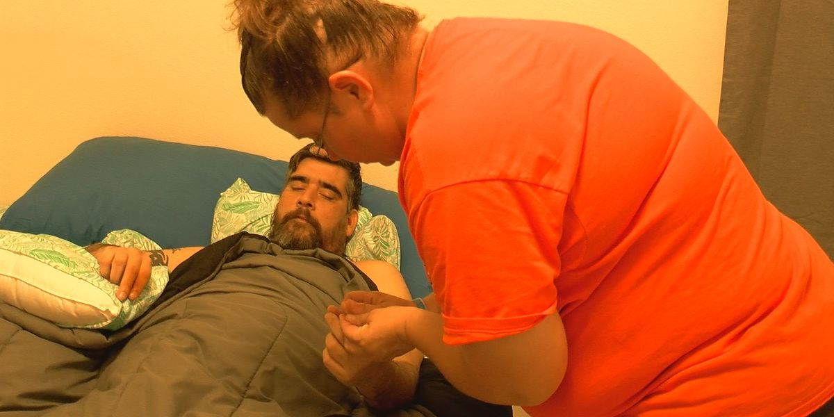 Burkburnett man fighting for his life with terminal illness