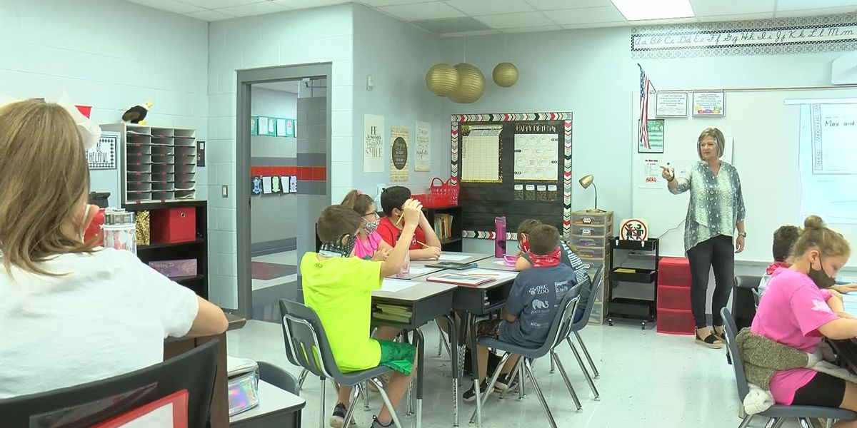 Holliday Elementary moves into new wing while district continues to grow