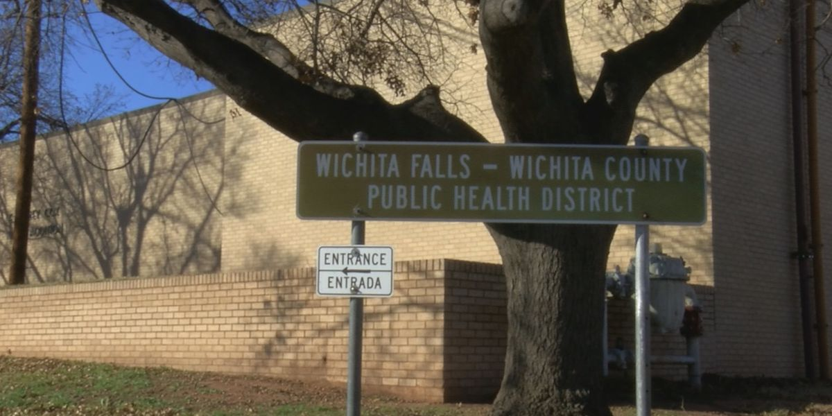 COVID-19 cases on the rise in Wichita County
