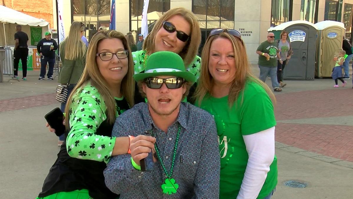 St. Patrick's Day Festival in Wichita Falls a big hit