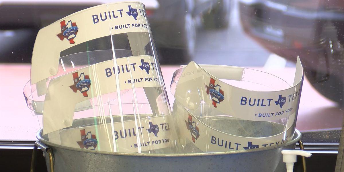 Ford donates masks to WF nonprofits, organizations
