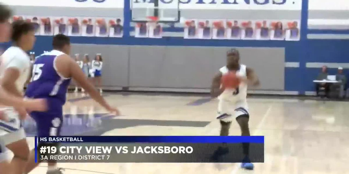#19 City View boys bring home outright district title in win over Jacksboro