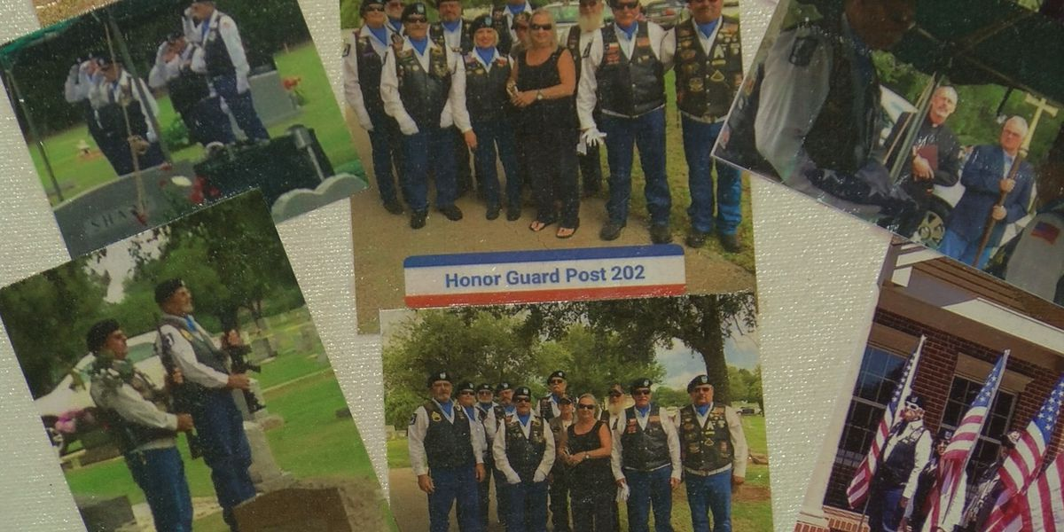 Local American Legion Honor Guard steps up with funeral services