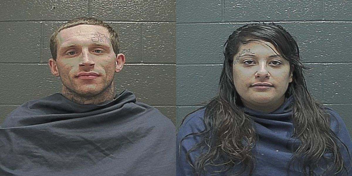UPDATE: WFPD identify suspects arrested for evading arrest