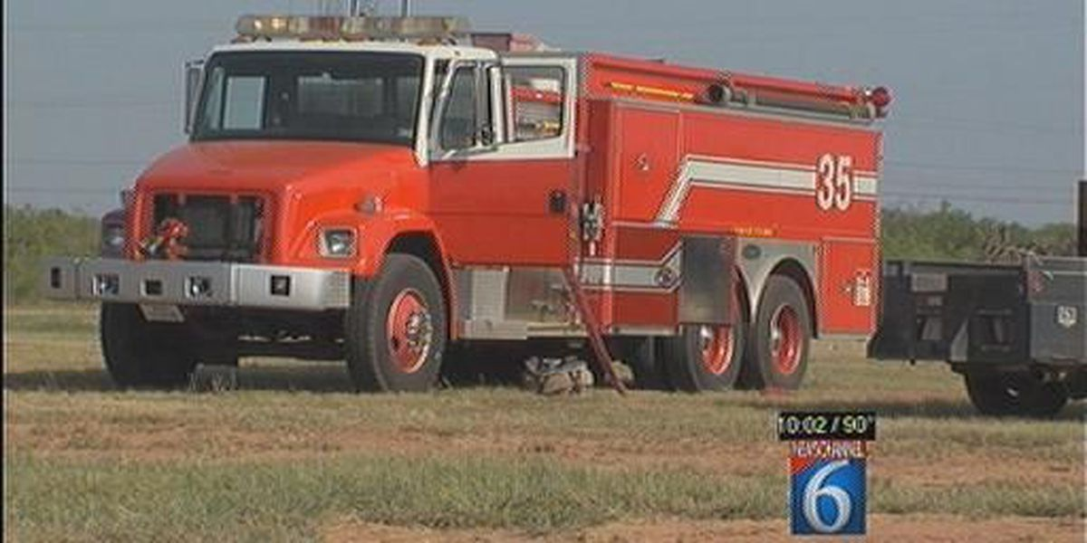 Holliday: Equipment Failure Causes Wildfire