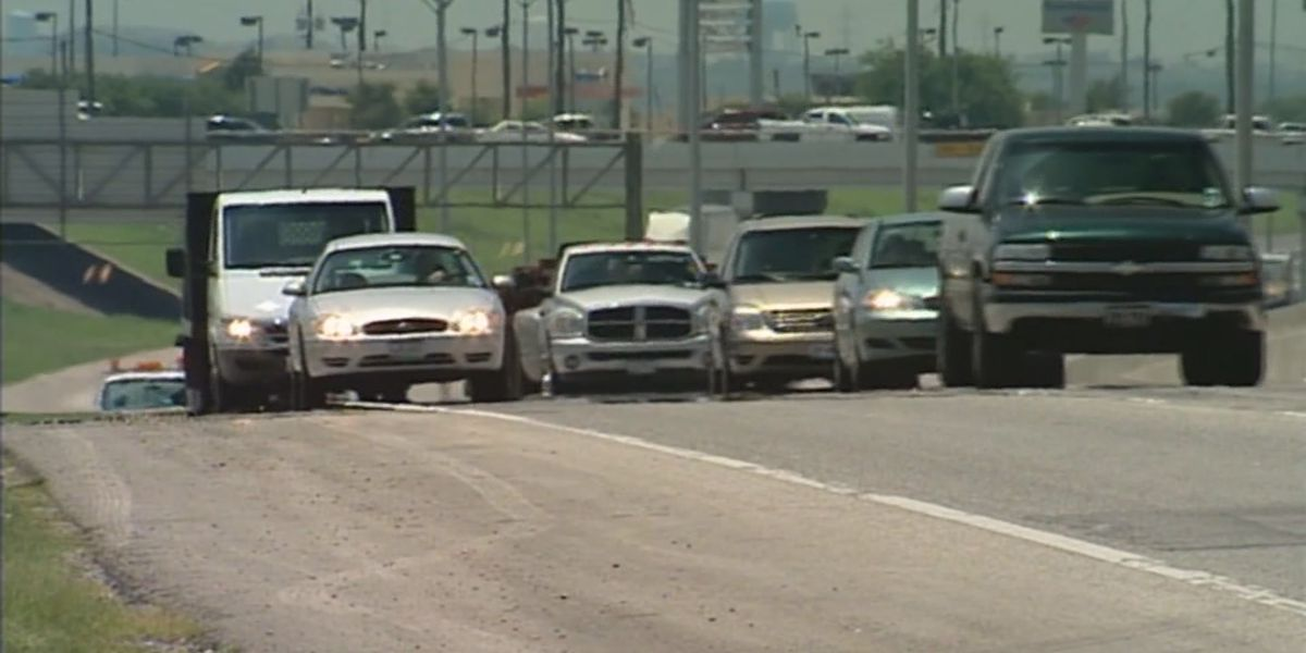 DPS ramps up traffic enforcement ahead of the fourth