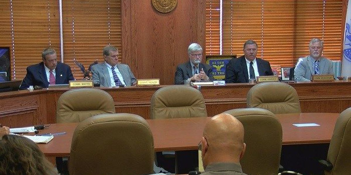 County Commissioners expected to approve construction documents for law enforcement center