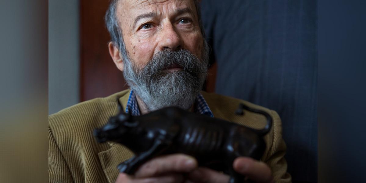 Arturo Di Modica, sculptor of Wall Street bull, dies at 80