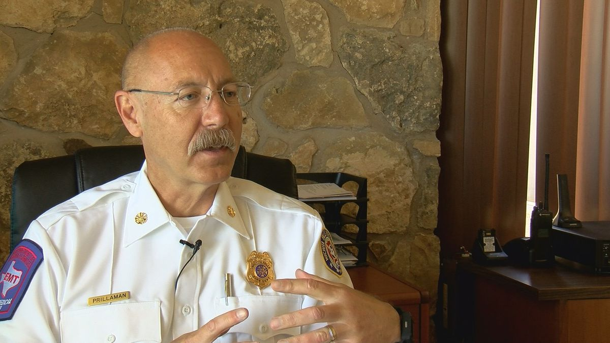 New fire chief listening to staff first