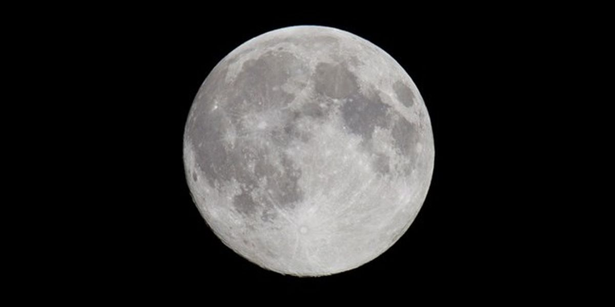 Look for February's full snow moon this weekend