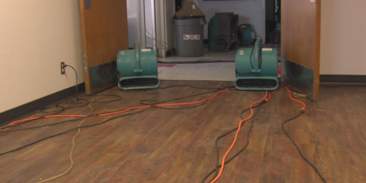 Salvation Army closed for the week following pipe break