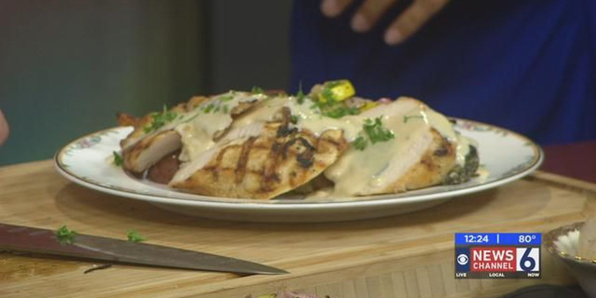 Sizzling With 6: The Highlander's Stuffed Chicken