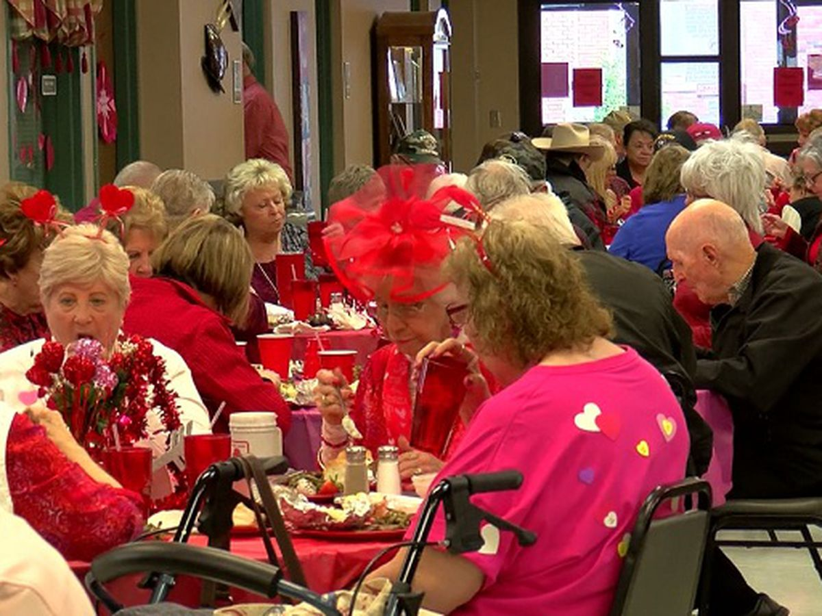 The Red Door serves up Valentine's Day Lunch