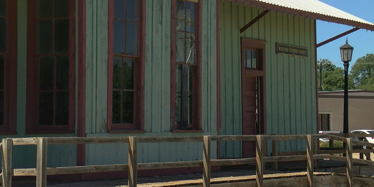 Hometown Pride Tour: The Burkburnett Train Depot