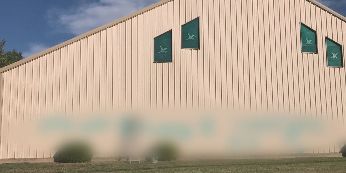 Community working to clean local church vandalized earlier this week