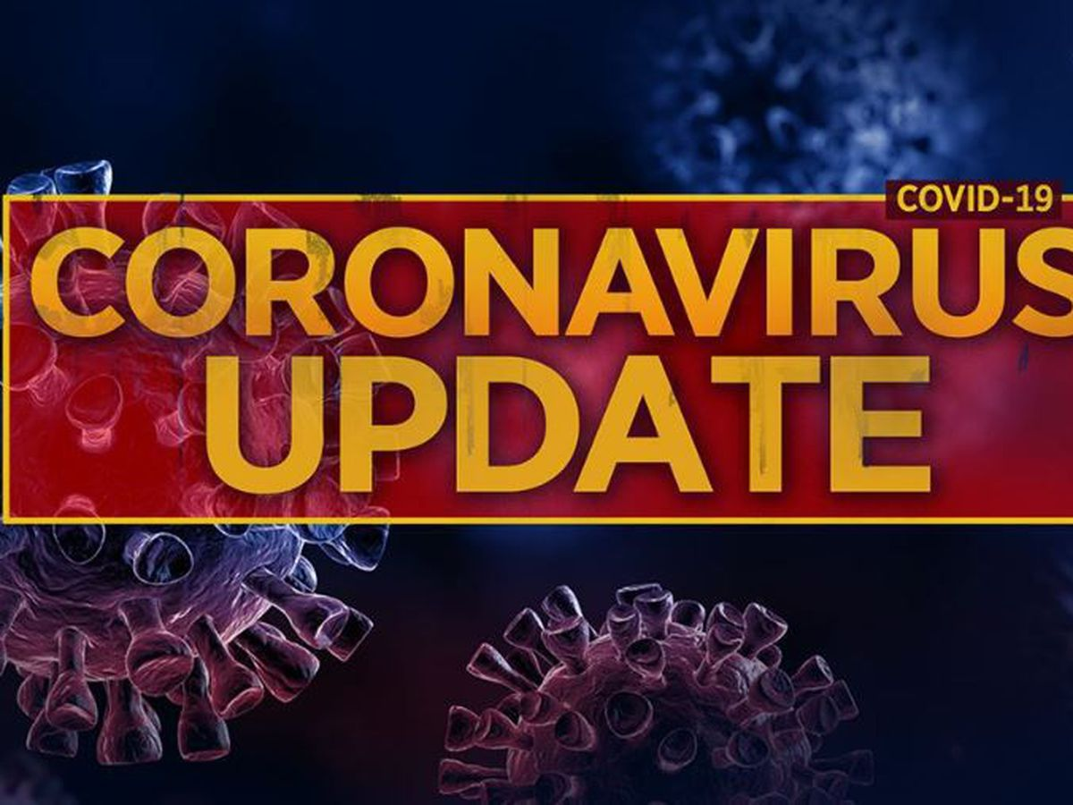 New COVID-19 cases reported across Texoma