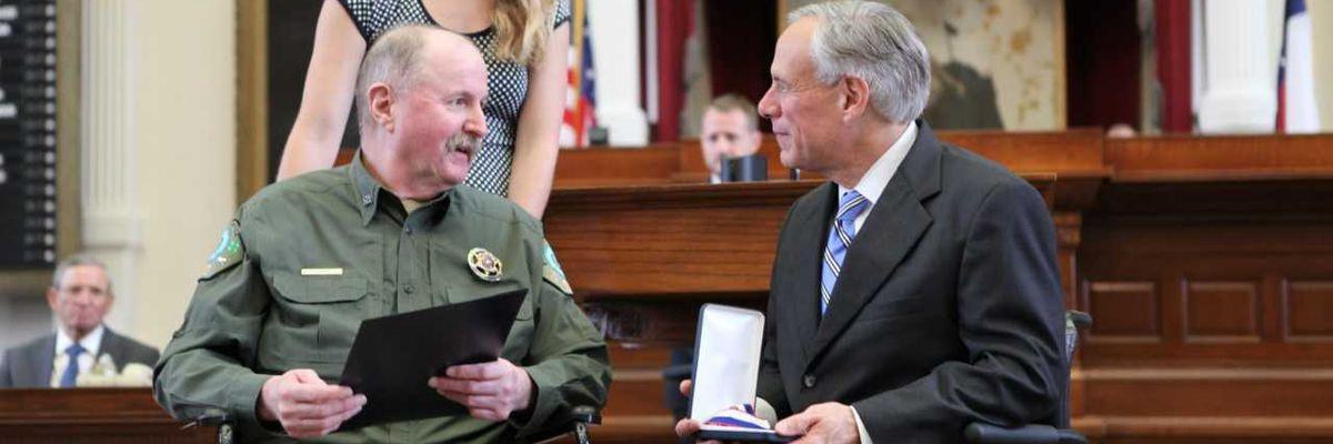 Jack County Deputy receives high honor