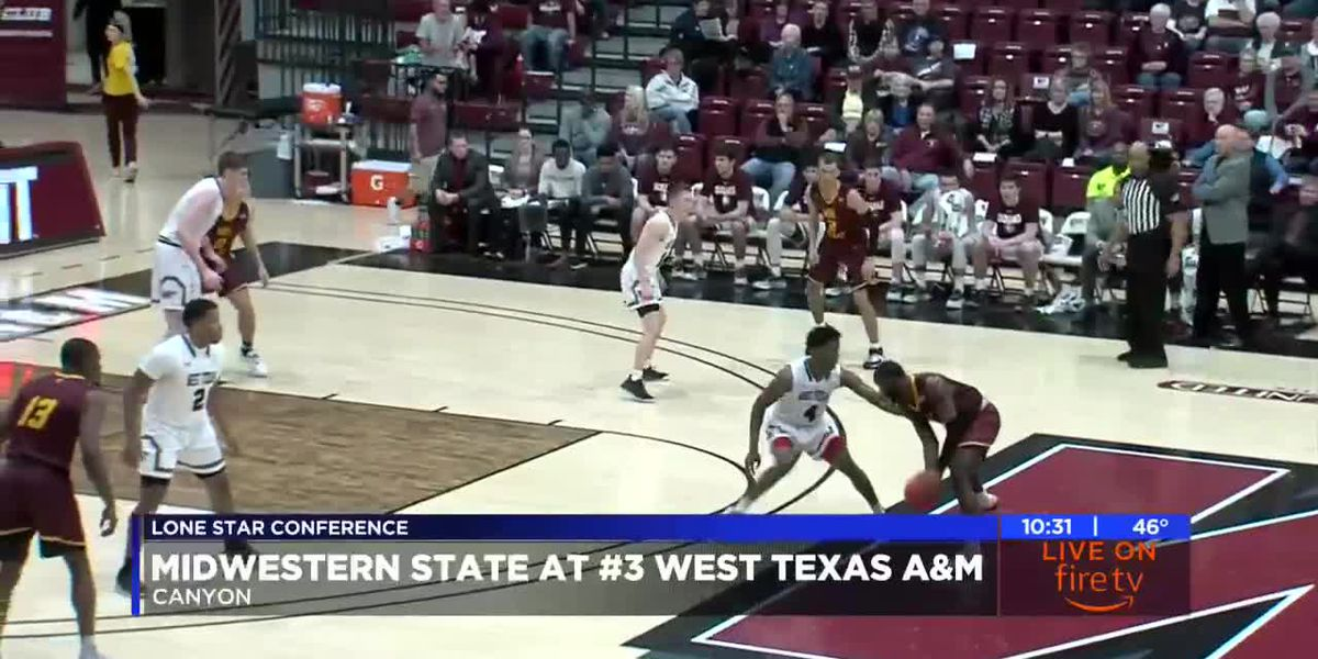 MSU at West Texas A&M highlights