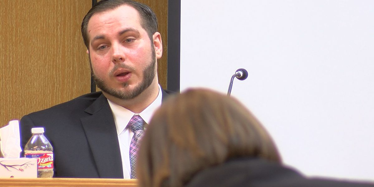 Justin Love takes the stand and calls trial a conspiracy