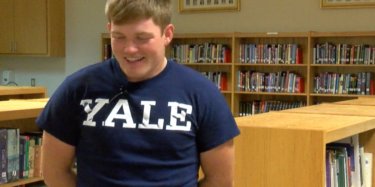 Petrolia HS student defies odds and is heading to Yale