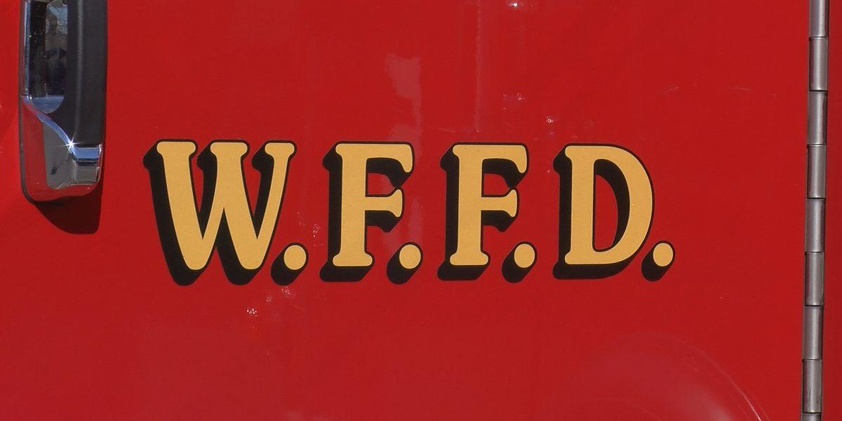WF Fire Department prescribed burn set for Saturday