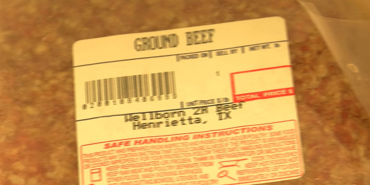 Clay County Texas Farmers donate beef to local food bank